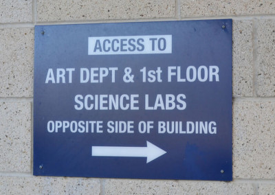 Science-labs-sign