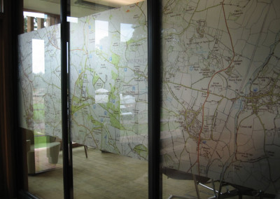 maps-on-walls