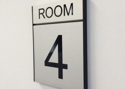 room-number-sign