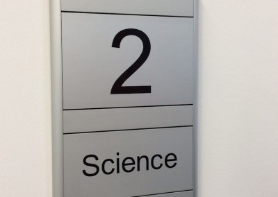 school-wall-sign-science
