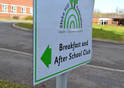 stoke-hill-breakfast-and-after-school-club-sign